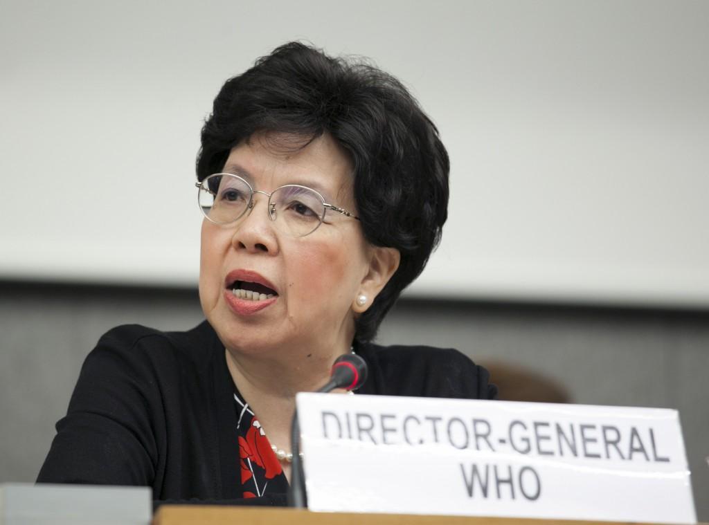 Margaret Chan, former Director General WHO