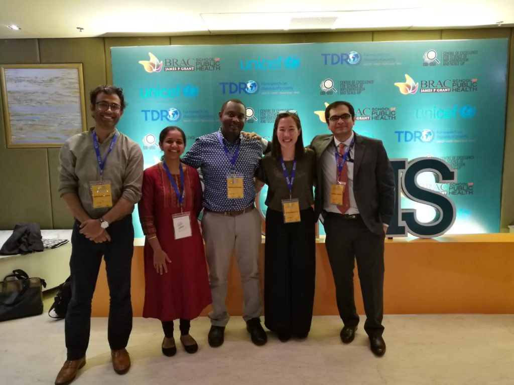 Democratizing research and bridging gaps – insights from the DHAKA Global Conference on Implementation Science and Scale-up