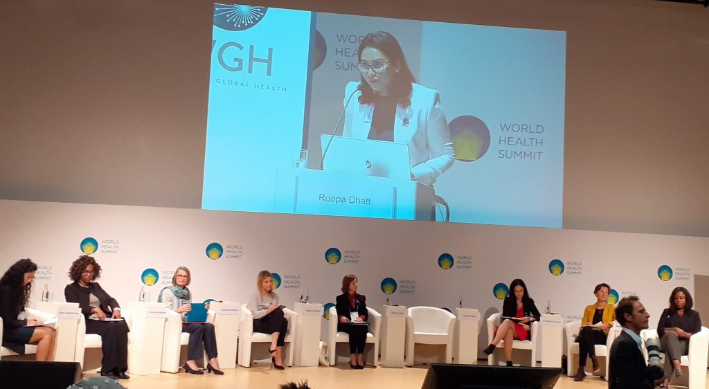 Reflections from the World Health Summit 2019: Three days with much to chew, including for global health leaders
