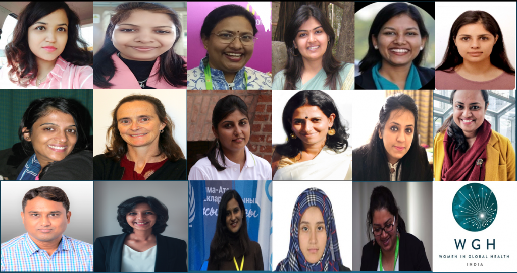 WGH India Dialogue Series: Amplifying the engagement of Female Frontline Health Workers in India's COVID-19 Response.