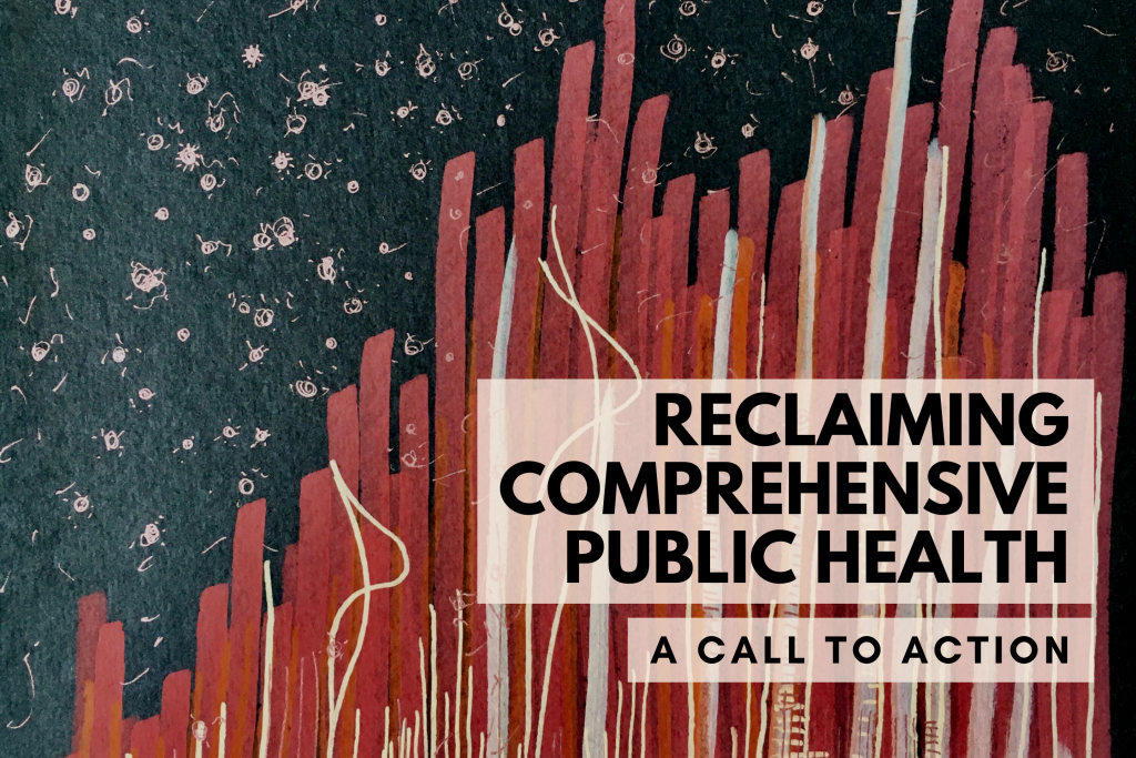 Call for COVID-19 responses to apply comprehensive public health principles