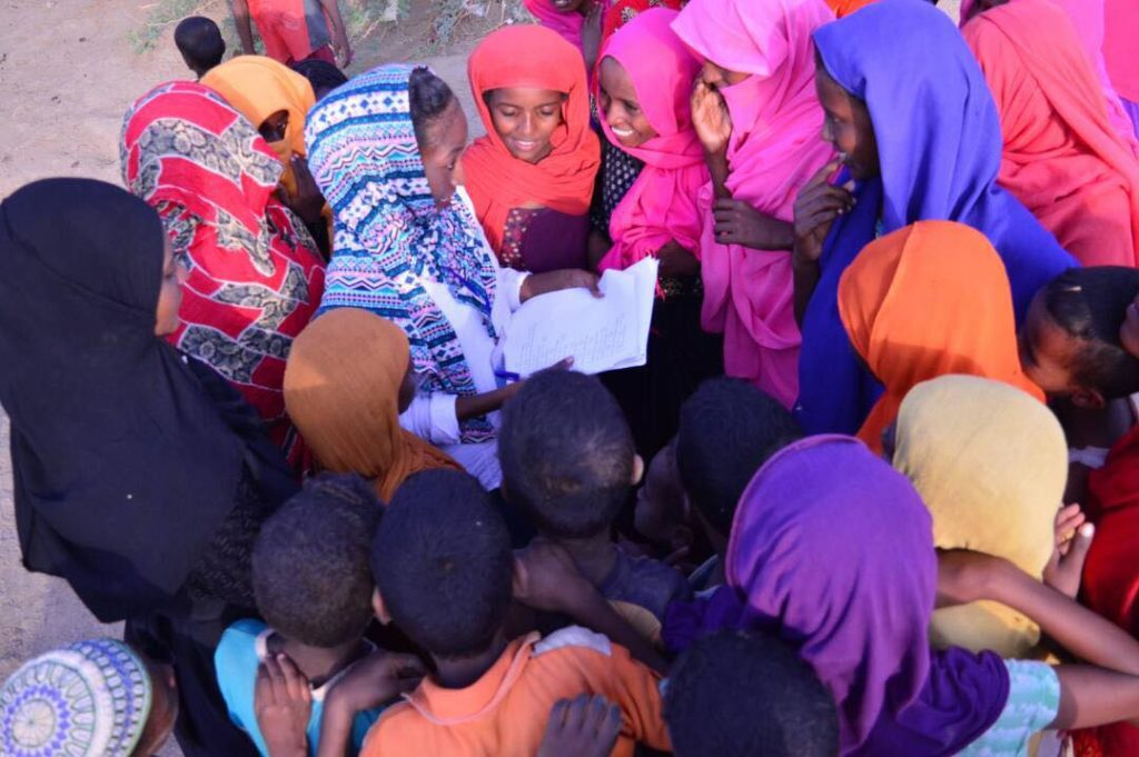 How community-based youth researchers are shaping national policy in Sudan